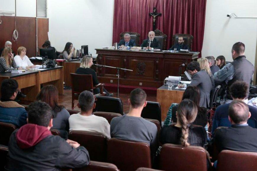 Comenzó el juicio en el Tribunal Oral de La Plata.