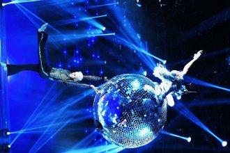 Gran debut de Flavio Mendoza bailando por el sueño de la escuelita entrerriana