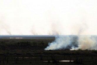 Entre Ríos comenzó a labrar multas por quemas ilegales en islas