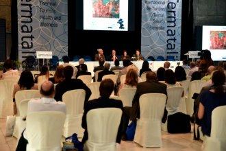 Concordia participa de la feria que refuerza el puente termal entre América y Euroasia
