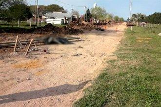 Joven motociclista perdió la vida al cruzar por una obra mal señalizada