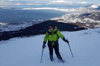 Una entrerriana falleció tras caer en la grieta de un glaciar