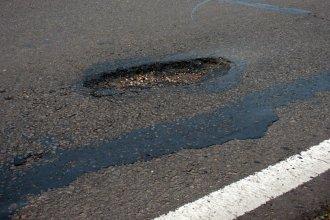 Por su peligrosidad, concejales piden reparar la ruta 130
