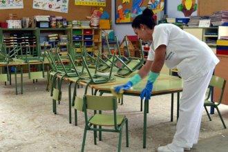 Trotta aseguró que las clases volverán antes de la primavera en la mayoría del país