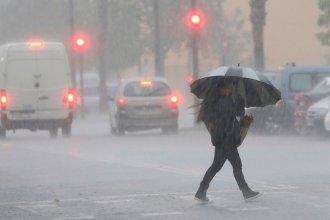 Hay alerta por tormentas fuertes para zona de Entre Ríos