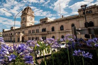 La provincia adjudicó la obra para la puesta en valor de la Casa de Gobierno