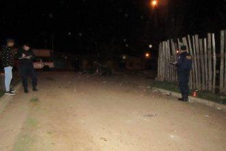 Homicidio en Concordia: le dispararon desde una camioneta y huyeron