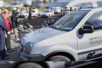 Los vehículos recuperados de Narcomenudeo ya son utilizados para el servicio público