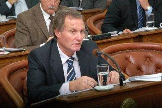 Senado: Ballestena continúa como vicepresidente primero y designaron a Mattiauda como vice segundo