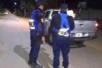 Los ataron con precintos y les robaron 200.000 pesos