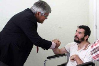 Iosper cederá sillas de ruedas al Hospital de salud mental Roballos