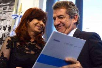 Fondos de CAFESG: Urribarri salió a defender a Cristina y profundizó la grieta con Bordet