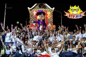 Doblete: Presos - Mitre ganó en carrozas humorísticas y alegóricas