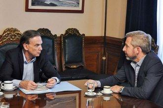 Presupuesto 2019: Frigerio ve el acuerdo cerca, tras la reunión con Pichetto
