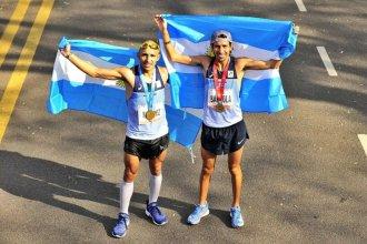 Atleta concordiense, entre los primeros 10 en el Maratón de Buenos Aires
