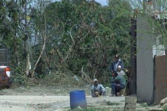 Vecinos cansados de que les roben, echaron a una familia del barrio