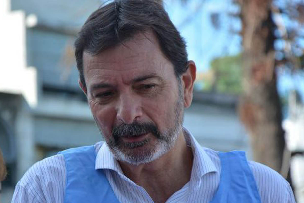 Sergio Pesoa.