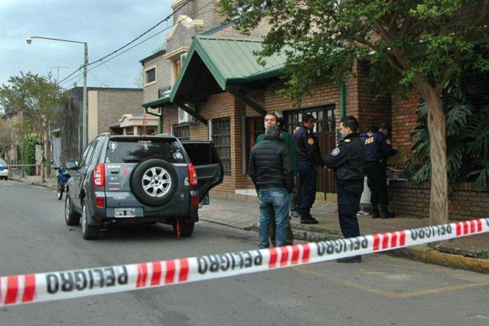 Para la Justicia, un policía es el asesino del joven Sebastián Briozzi