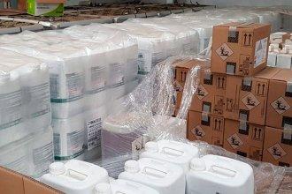 Pese a la prohibición, encontraron 45 mil litros de glifosato en Gualeguaychú