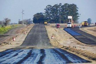 Diputado entrerriano pide a Macri por la continuidad de la obra en la Ruta 18