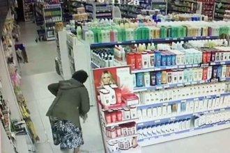 Cuatro videos muestran cómo hurtan mercadería en Concordia para revender en Salto