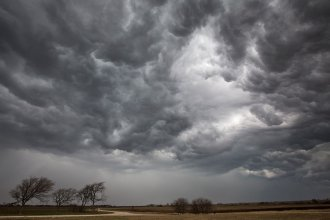 Otro alerta por tormentas fuertes o severas