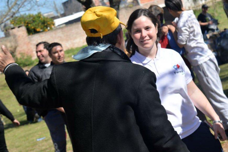 Lucía es hija del intendente Sergio Varisco.