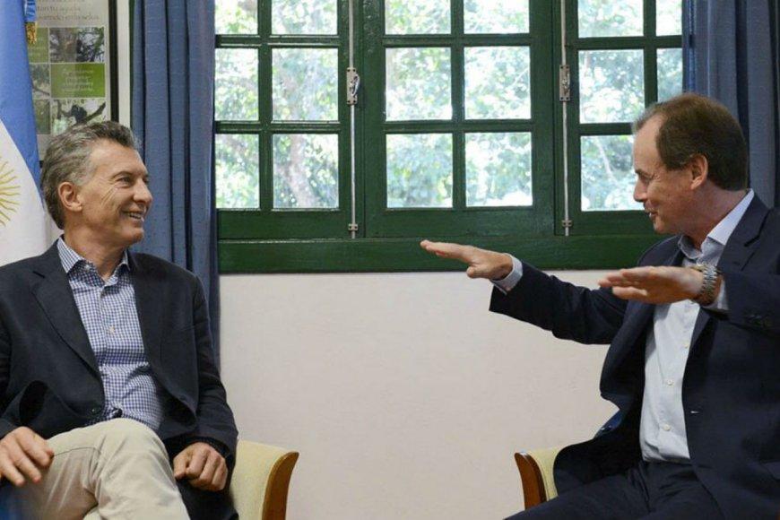 Bordet con Macri, analizado por Pedro Báez.