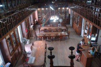 Luego de 3 años de trabajo, reabre el Museo de Bellas Artes de una biblioteca cargada de historias