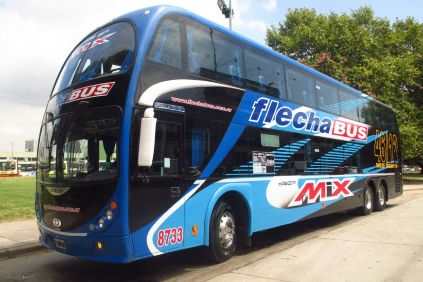 Flecha Bus, cuestionada en Paraná.