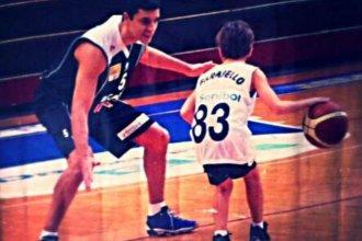 Hijo de un colonense llega al básquet universitario de Estados Unidos