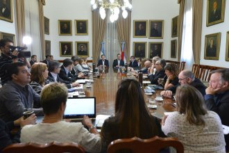 Otra vez, a la mesa: Bordet recibirá a los docentes para discutir un nuevo aumento salarial