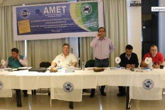 De cara a la reunión del martes, AMET definió su postura