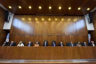 """Malestar por nombramientos: Abogados advierten que el nuevo vocal de la Sala Civil es """"ajeno a la especialidad"""""""