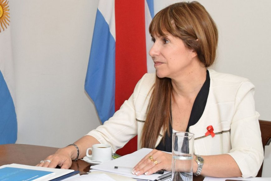 La ministra Velázquez envío la carta a Nación
