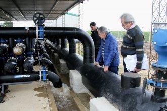Citricultores denuncian graves falencias en el sistema de riego de Villa del Rosario