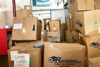 Empresa textil en crisis ofrece retiros voluntarios en cuotas y recorta turnos