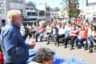 UPCN levantó la carpa ante la promesa de diálogo de Bordet