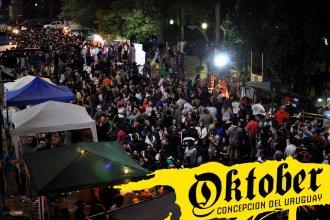 Llega la segunda edición del Oktober de Concepción del Uruguay
