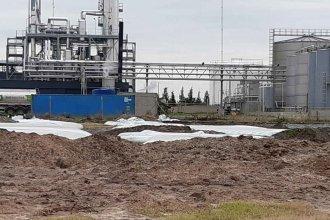 Contaminación: Clausuraron a una productora de biodiesel de Nogoyá