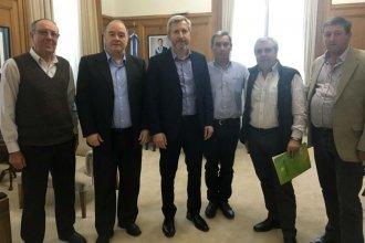 Frigerio atendió las dificultades que enfrentan productores arroceros de la región