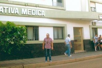 Robaron en un sanatorio entrerriano: habrían entrado por el techo