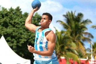 Estreno positivo para el primer entrerriano en competir en los Juegos Olímpicos