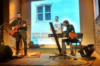 Video: Rubinich anunció su concierto íntimo, con un estreno
