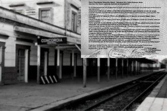 """Carta documento para Macri: """"Pare de destruir al Urquiza"""""""