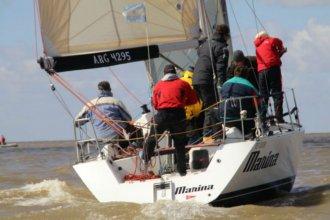 El fin de semana se correrá la regata de veleros más importante del río Uruguay