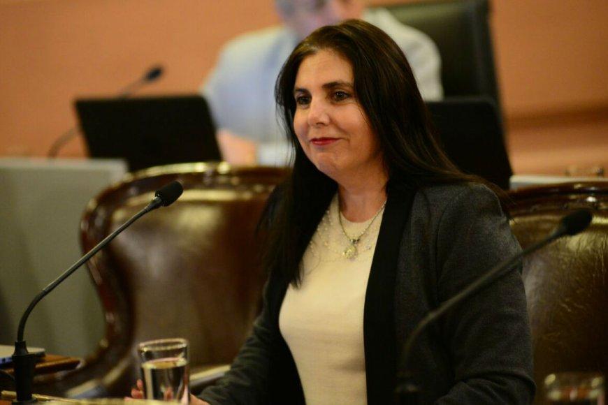 Lena votó a favor del rechazo al pedido judicial.