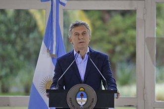 """Balacera en el Congreso: Macri destacó que """"las fuerzas trabajaron coordinadas entre sí"""" para detener a los agresores"""
