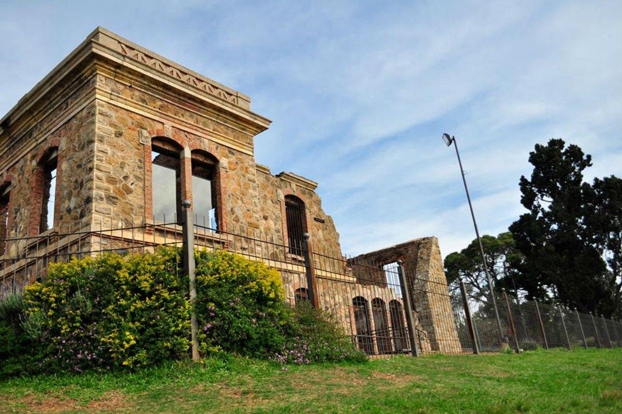 Las ruinas de San Carlos, paseo clave en Concordia