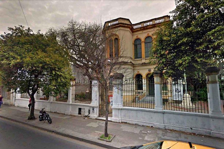 Escuela Eempa 1299 de Rosario